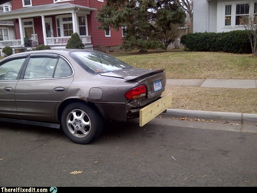 car bumper carpenter wooden bumper bumper