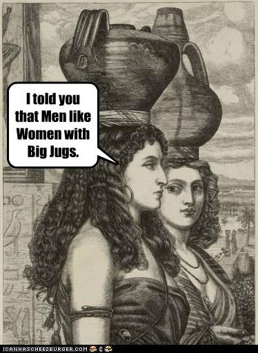 men jugs balancing women - 6853245952