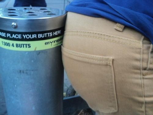 ashtray butts - 6854094592