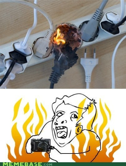 wtf burning Photo genius - 6854487552