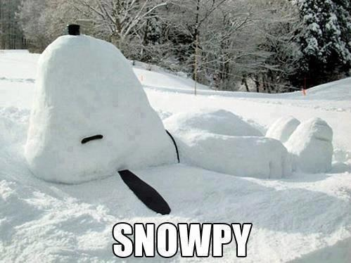 peanuts,snow,snoopy,charlie brown,winter,snowman,g rated,win,Hall of Fame,best of week