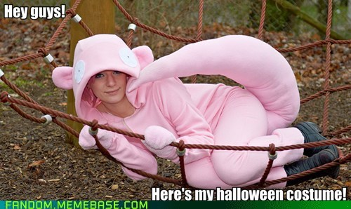 Pokémon cosplay slowpoke - 6854894848
