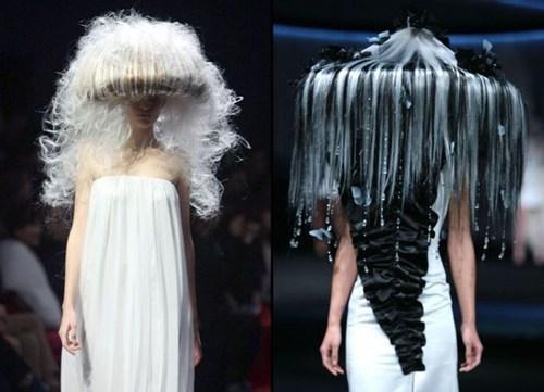 The Umbrella Wig