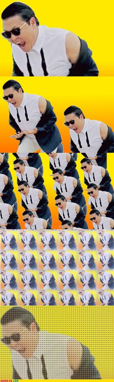 Inception yo dwag gangnam style psy - 6855947008