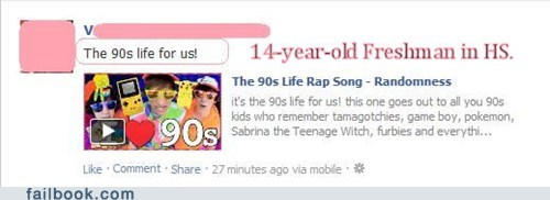freshmen 14 year old 90s - 6856749312