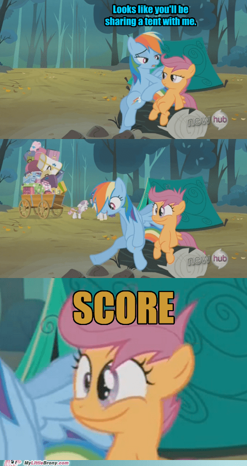 tent comics just saying dont-judge rainbow dash - 6857435904