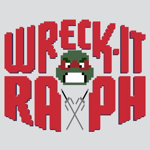 raphael TMNT wreck it ralph sai - 6857888256