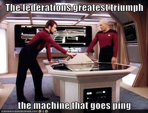 william riker Captain Picard Jonathan Frakes the next generation Star Trek patrick stewart - 6858699776