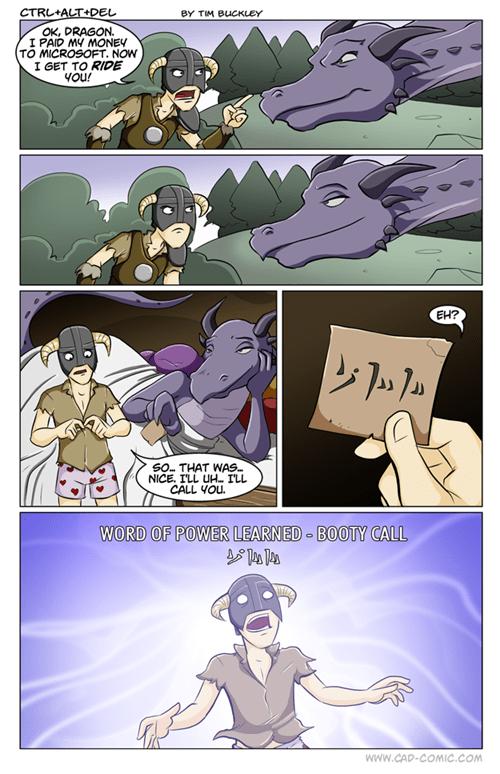 dragonborn,comics,DLC,Skyrim