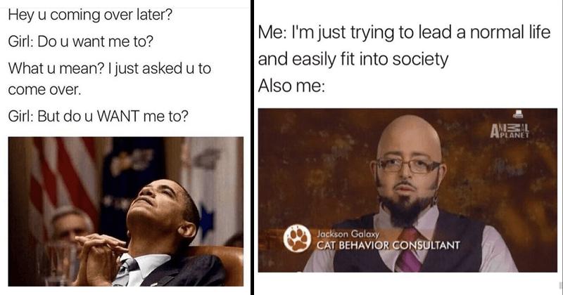Funny memes, random memes, dating memes.