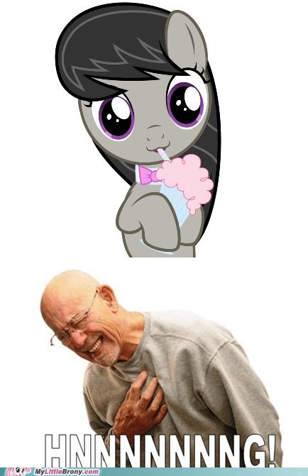 Hnnnnnng! Octavia is so cute!