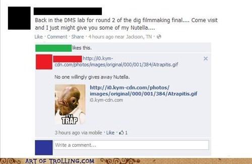 trap nutella facebook - 6859975168