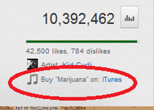 mary jane,drugs,iTunes,youtube,pot