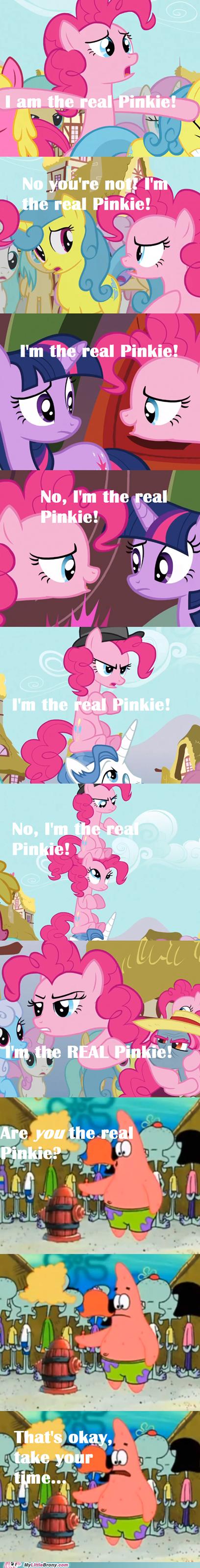 real pinkie pie comic - 6860680192