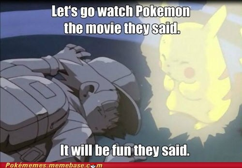 Sad Pokémon Movie the feels - 6861953280