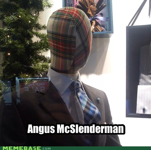 scottish irish slenderman - 6862132736