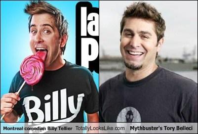 TLL TV mythbusters funny - 6862487808