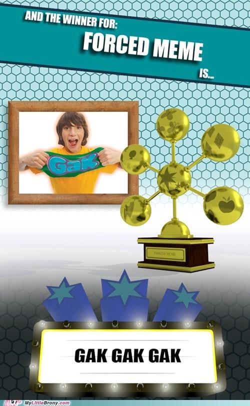 Forced Meme MLBrony of the year gak gak attack gak gak gak mlb awards - 6862509824