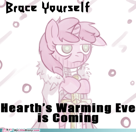 christmas hearths-warming-eve brace yourselves - 6863365632
