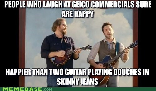 GEICO Happiness