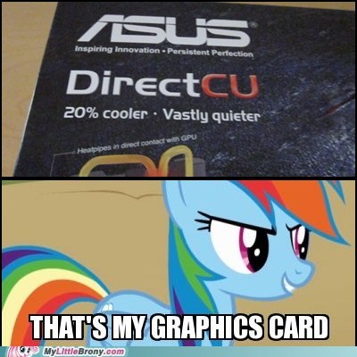 computers graphics rainbow dash asus - 6864743424
