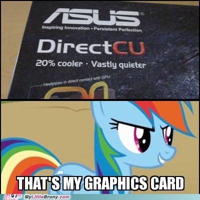computers graphics rainbow dash - 6864743424