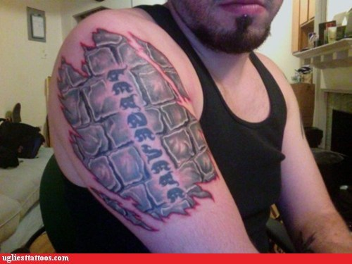 arm tattoos,persevere