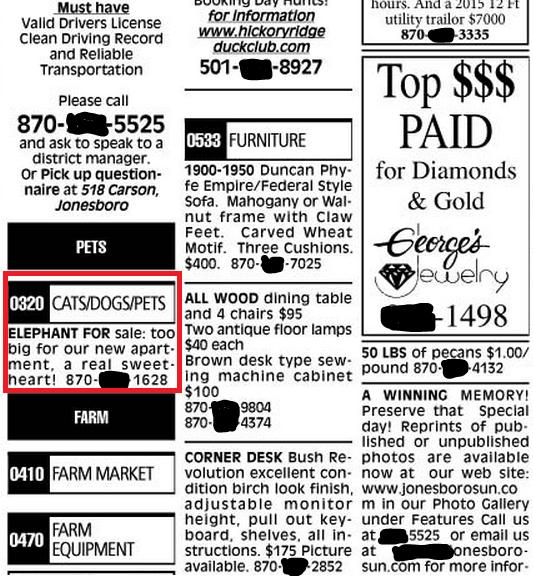 list classified ads trolling ads - 686597
