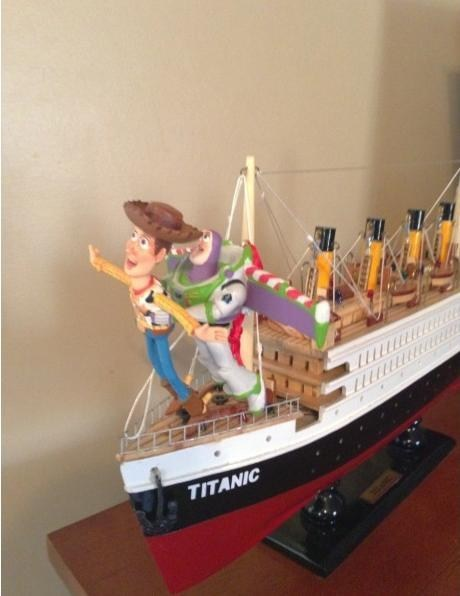 titanic toy story movies - 6866128128
