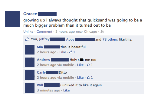 quicksand,failbook