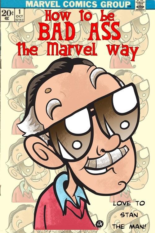 marvel comics stan lee - 6866529536
