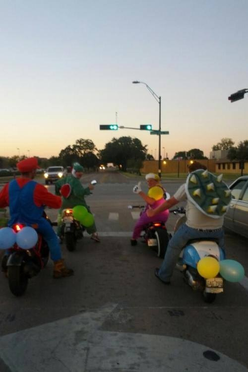 cosplay,Mario Kart,video games
