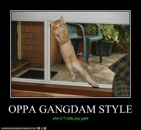 OPPA GANGDAM STYLE