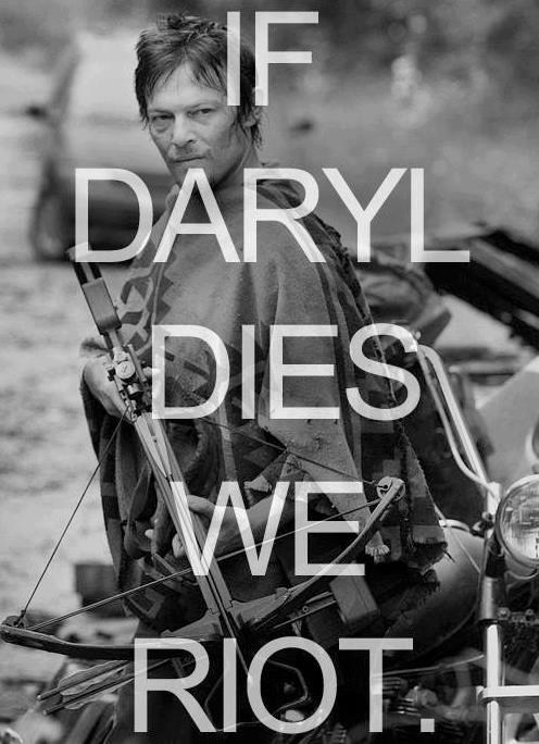 zombie scifi daryl dixon TV The Walking Dead - 6867020544