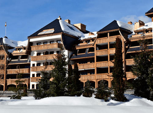 Switzerland hotel winter Alpina Gstaad - 6867072768