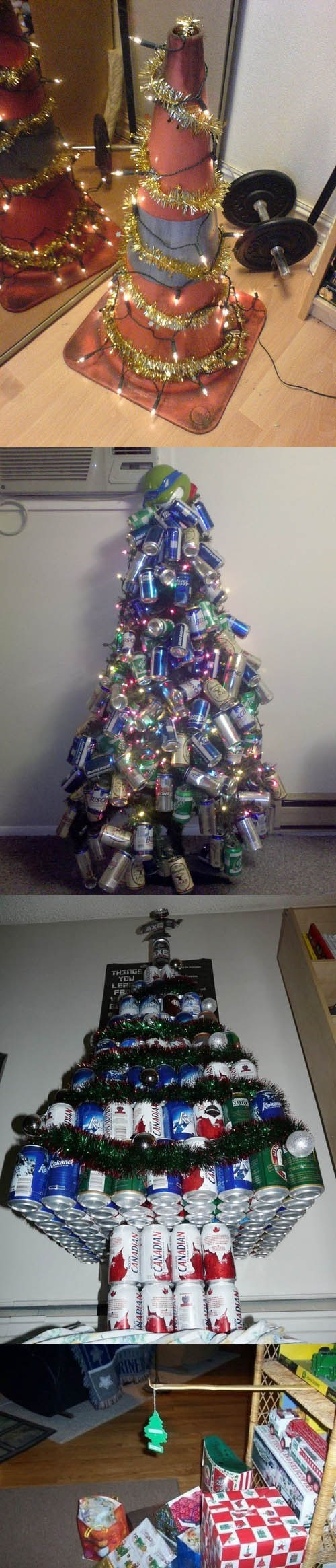 christmas tree funny college holidays - 6867194624