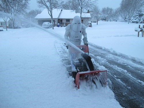star wars job stormtrooper snow work winter g rated win