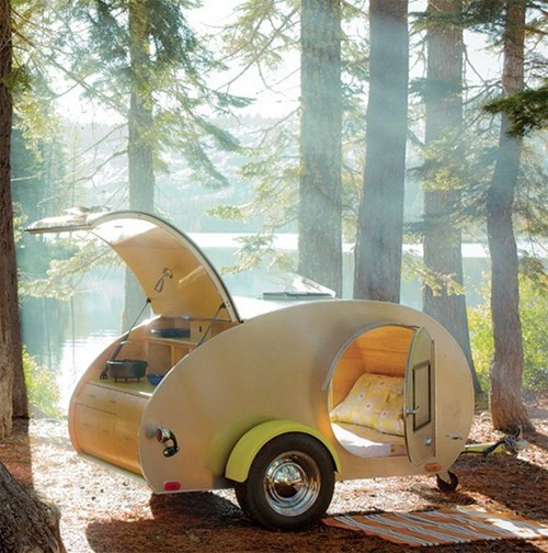 trailers,Forest,cozy,camping,g rated,destination win