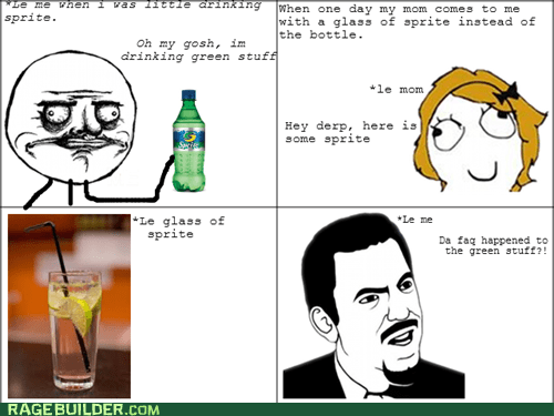 soda are you serious sprite