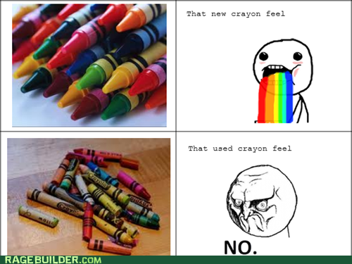 colors crayola crayons no rainbow