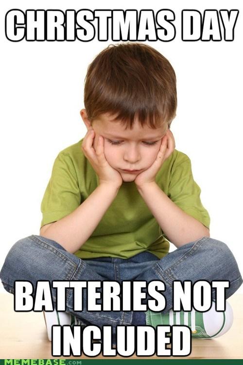 christmas jingle memes batteries