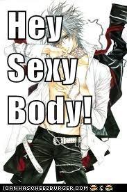 Hey Sexy Body!