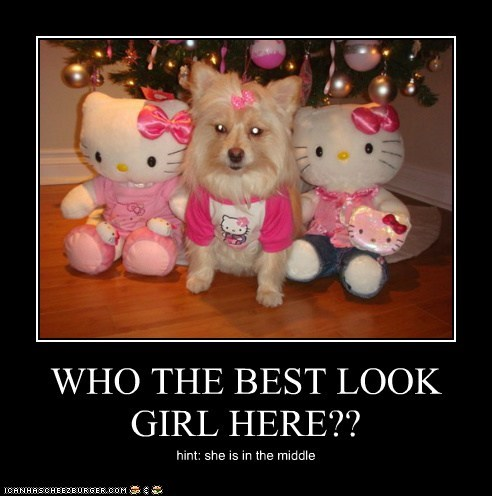 WHO THE BEST LOOK GIRL HERE??
