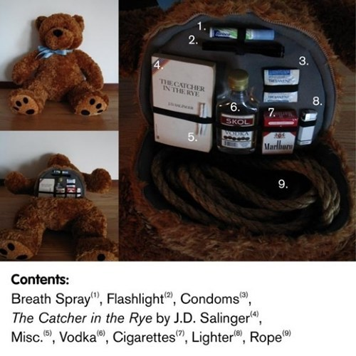 teddy bear,emergency,toys,after 12,g rated