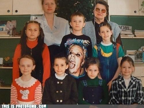 Music kids prodigy shirt