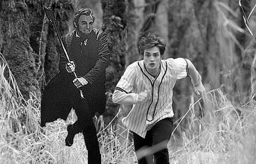Abraham Lincoln Vampire Hunter Movie robert pattenson twilight