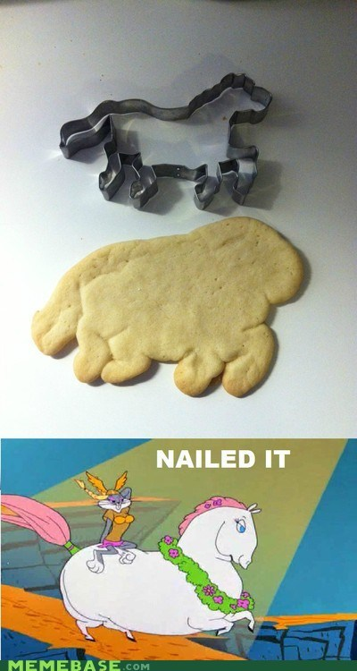 expectations vs reality cookies Nailed It - 6871100672