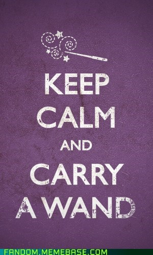 wants Harry Potter wizards keep calm - 6871434240