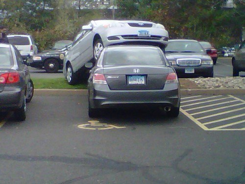 cannot,doing it wrong,parking
