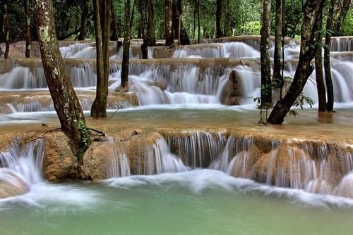 Laung Prabang laos waterfall destination WIN! g rated - 6871621632